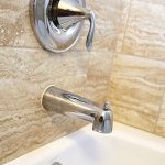 Moen chrome fixtures