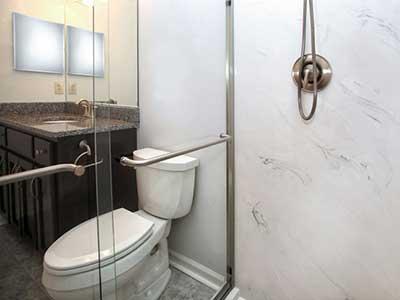 Dorsey Hills bathroom remodel