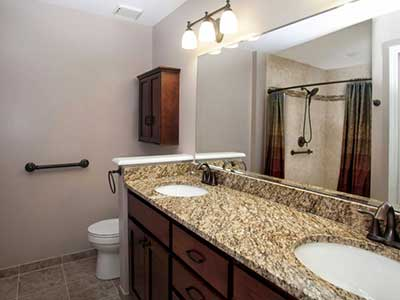 Aging-in-Place Bathrooms