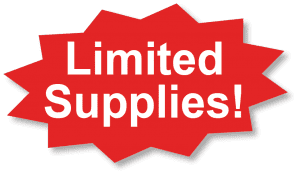 limited supplies